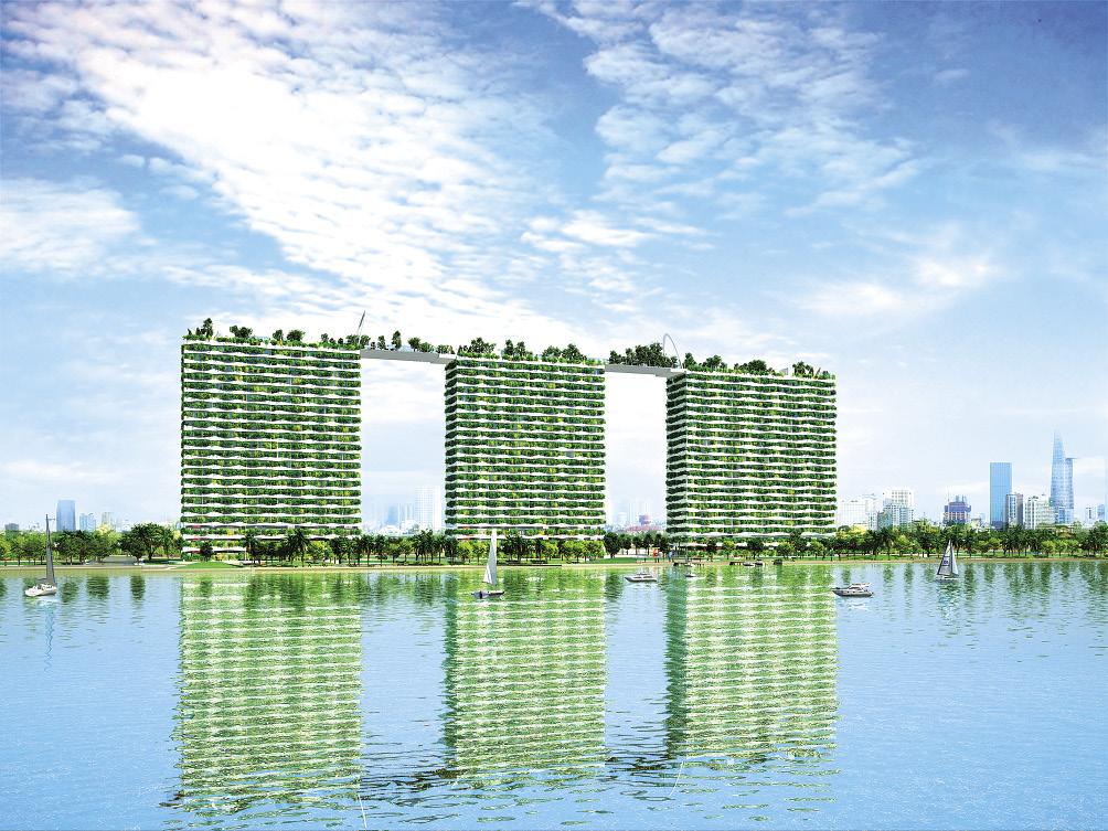 Bất động sản xanh – Xu thế chủ đạo của ngành bất động sản hiện nay