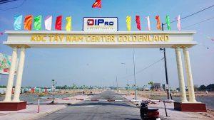 Tây Nam Center Golden Land