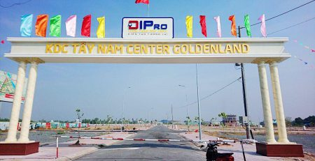 Tây Nam Center Golden Land