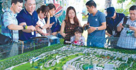 Thị trường bất động sản phía Nam: Nơi nóng sốt, nơi nguội lạnh