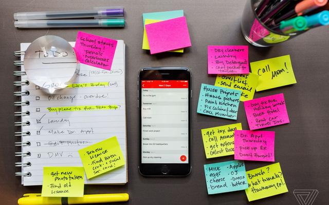 To-do-list là một trong những công cụ hiệu quả nhất để sắp xếp công việc