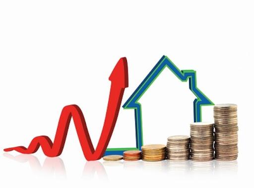 giá bất động sản tăng cao
