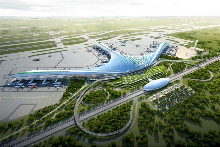 Hình ảnh sân bay Long Thành