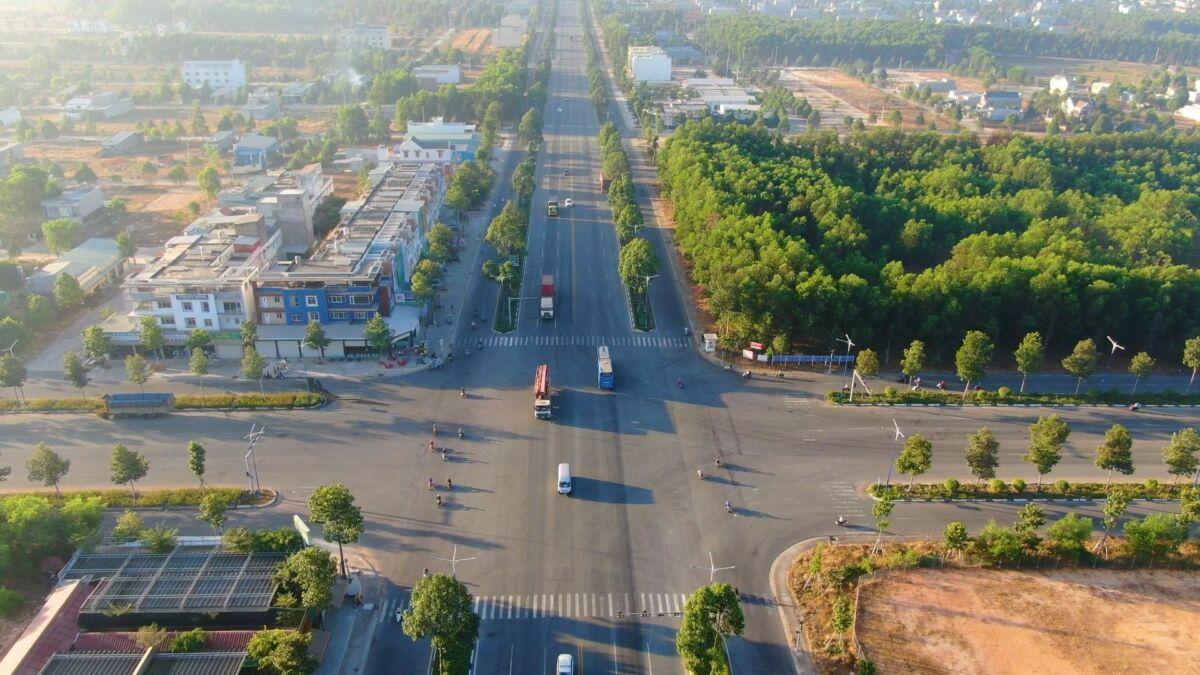 giao thông hạ tầng