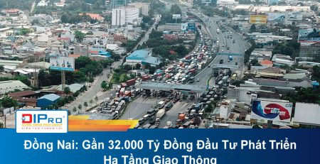 Đồng Nai: Gần 32.000 Tỷ Đồng Đầu Tư Phát Triển Hạ Tầng Giao Thông