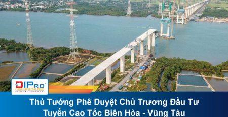 Thủ Tướng Phê Duyệt Chủ Trương Đầu Tư Tuyến Cao Tốc Biên Hòa-Vũng Tàu